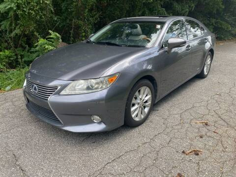 2013 Lexus ES 300h for sale at Speed Auto Mall in Greensboro NC