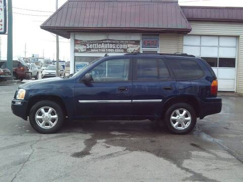 2007 GMC Envoy for sale at Settle Auto Sales TAYLOR ST. in Fort Wayne IN
