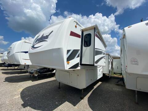 2011 Forest River Cardinal for sale at Ezrv Finance in Willow Park TX