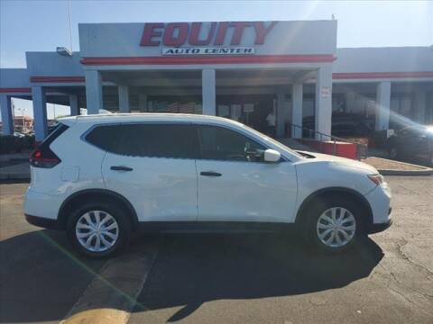2019 Nissan Rogue for sale at EQUITY AUTO CENTER in Phoenix AZ