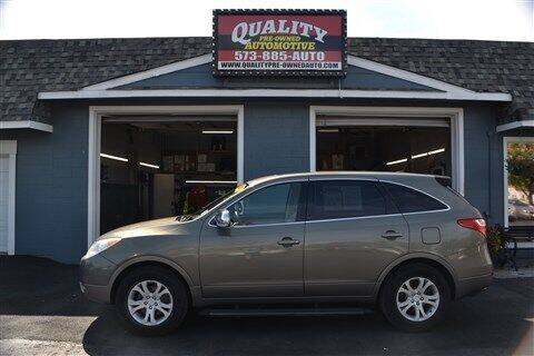 2008 Hyundai Veracruz for sale at Quality Pre-Owned Automotive in Cuba MO