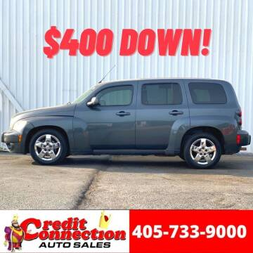 2011 Chevrolet HHR for sale at Credit Connection Auto Sales in Midwest City OK