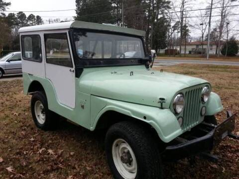 1971 Jeep CJ-5 for sale at Haggle Me Classics in Hobart IN
