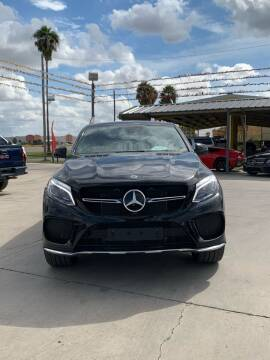 2018 Mercedes-Benz GLE for sale at A & V MOTORS in Hidalgo TX