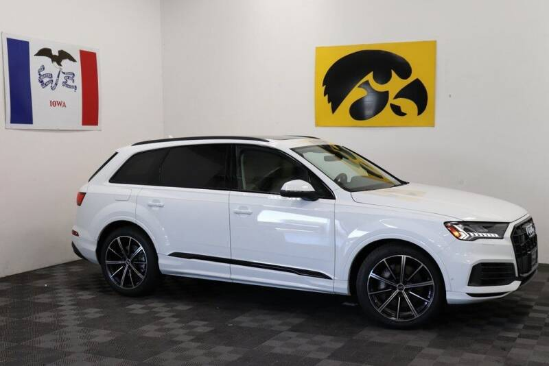 2021 Audi Q7 for sale in Iowa City, IA