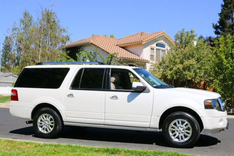 2012 Ford Expedition EL for sale at California Diversified Venture in Livermore CA