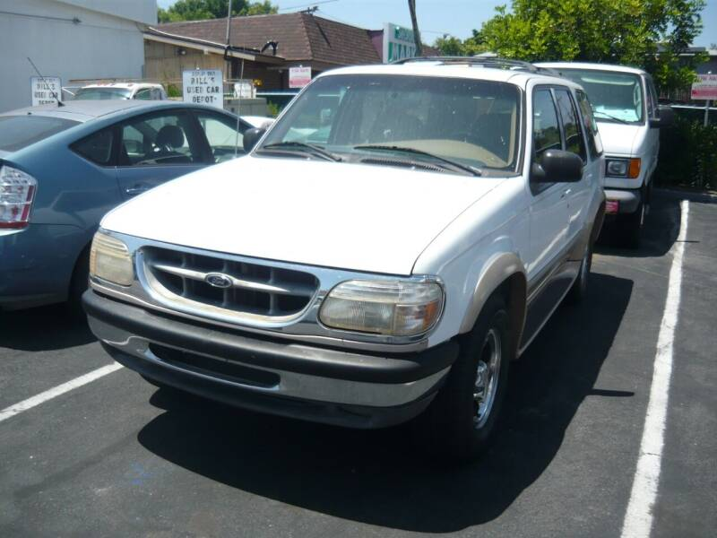 1996 Ford Explorer for sale at Bill's Used Car Depot Inc in La Mesa CA