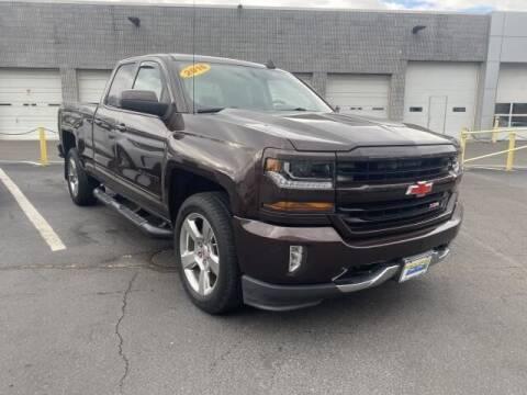 2016 Chevrolet Silverado 1500 for sale at CHEVROLET OF SMITHTOWN in Saint James NY
