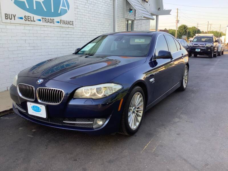 2011 BMW 5 Series for sale at ARIA  AUTO  SALES in Raleigh NC