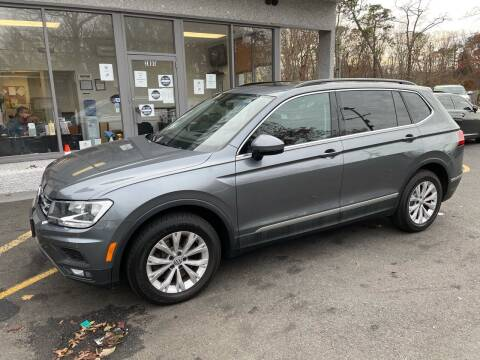 2018 Volkswagen Tiguan for sale at Vantage Auto Group in Brick NJ