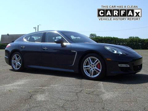 2012 Porsche Panamera for sale at Atlantic Car Company in East Windsor CT