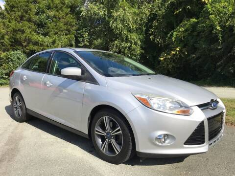 2012 Ford Focus for sale at Pristine AutoPlex in Burlington NC