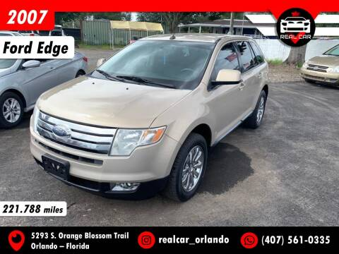 2007 Ford Edge for sale at Real Car Sales in Orlando FL