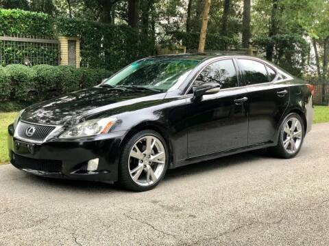 2010 Lexus IS 250 for sale at Texas Auto Corporation in Houston TX