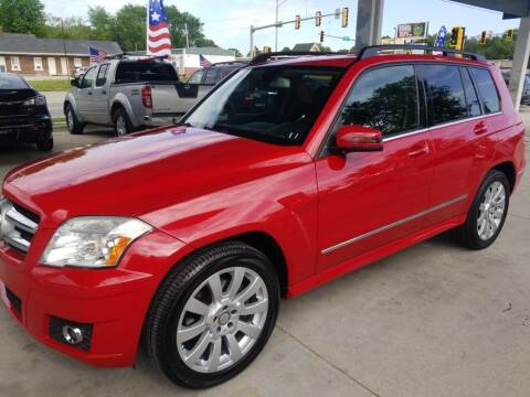 2012 Mercedes-Benz GLK for sale at Springfield Select Autos in Springfield IL