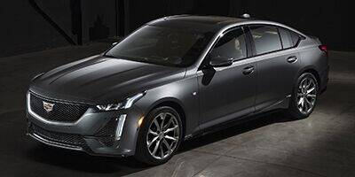 2021 Cadillac CT5 Luxury 4dr Sedan - Houston TX