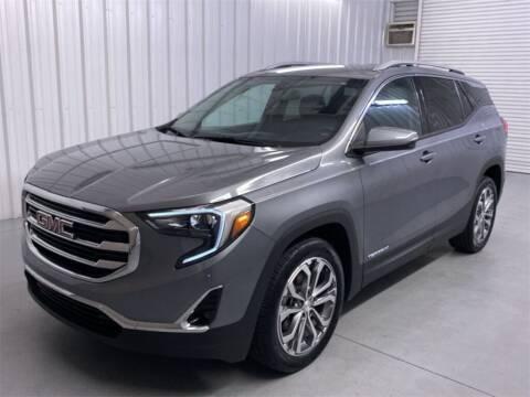 2018 GMC Terrain for sale at JOE BULLARD USED CARS in Mobile AL