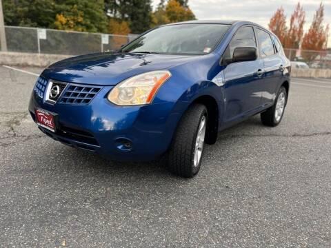 2008 Nissan Rogue for sale at Apex Motors Inc. in Tacoma WA