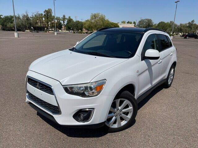 2014 Mitsubishi Outlander Sport for sale at DR Auto Sales in Glendale AZ