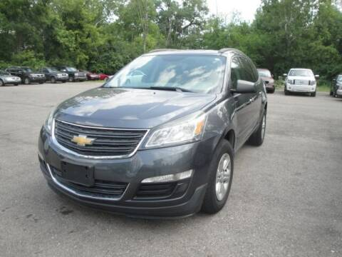 2013 Chevrolet Traverse for sale at Columbus Car Company LLC in Columbus OH