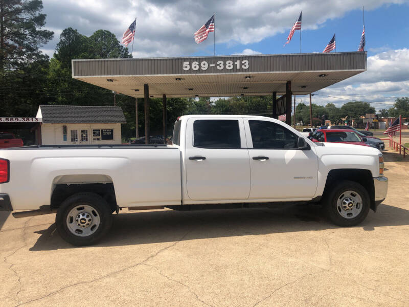 2015 Chevrolet Silverado 2500HD for sale at BOB SMITH AUTO SALES in Mineola TX
