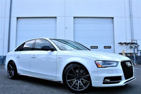 2013 Audi S4 for sale at Chantilly Auto Sales in Chantilly VA