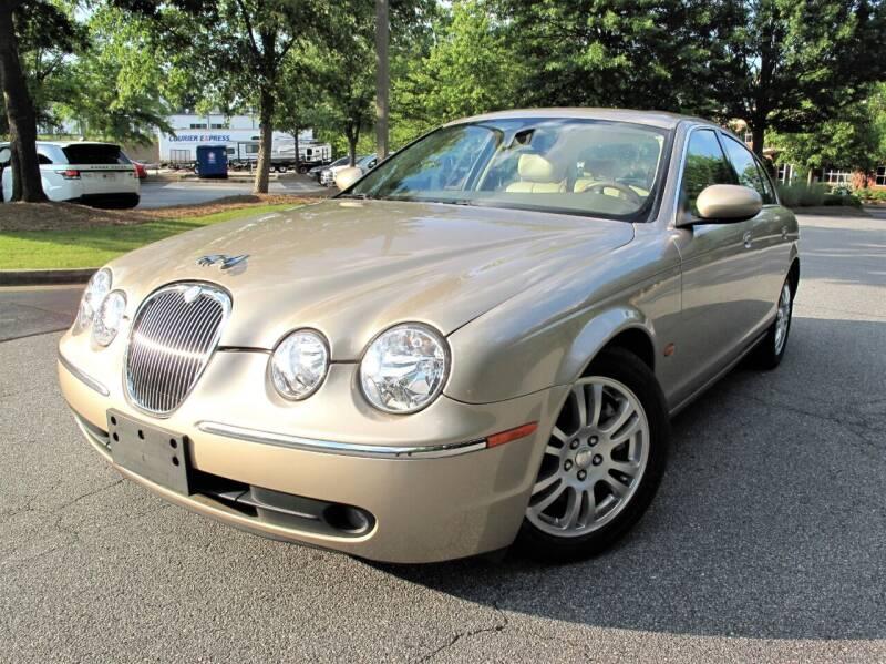 2005 Jaguar S-Type for sale at Top Rider Motorsports in Marietta GA