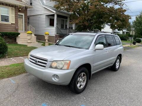2002 Toyota Highlander for sale at Jordan Auto Group in Paterson NJ