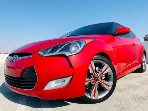 2012 Hyundai Veloster for sale at Empire Auto Sales in San Jose CA