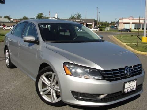 2014 Volkswagen Passat for sale at Perfect Auto in Manassas VA