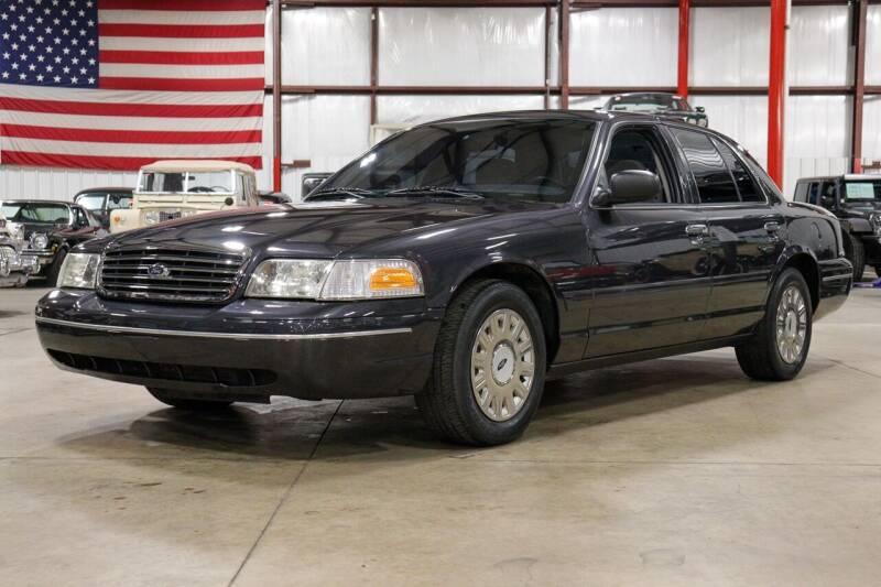 2004 Ford Crown Victoria for sale in Grand Rapids, MI