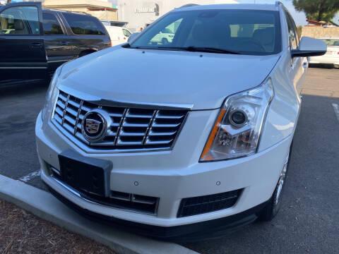2015 Cadillac SRX for sale at Cars4U in Escondido CA