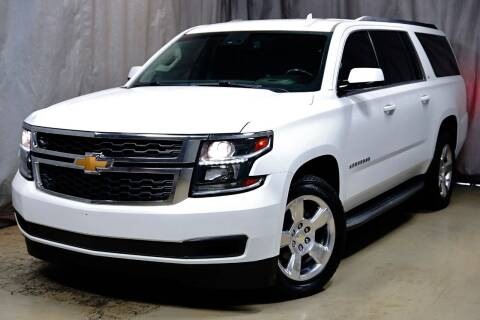 2016 Chevrolet Suburban for sale at Fincher's Texas Best Auto & Truck Sales in Houston TX