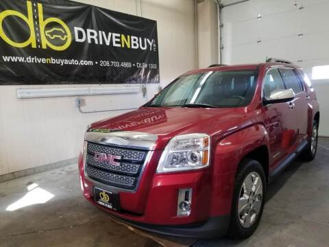 2015 GMC Terrain for sale at Drive N Buy, Inc. in Nampa ID