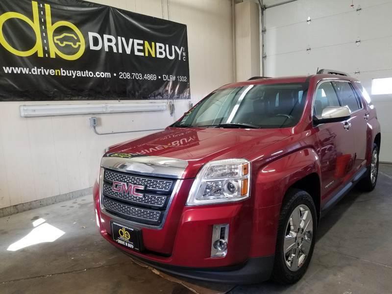 2015 GMC Terrain for sale at Drive N Buy, Inc. in Nampa ID
