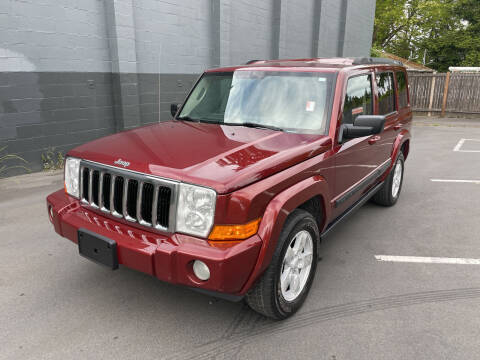 2008 Jeep Commander for sale at APX Auto Brokers in Lynnwood WA