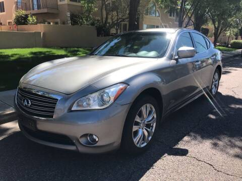 2013 Infiniti M37 for sale at North Auto Sales in Phoenix AZ