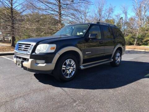 2006 Ford Explorer for sale at Lowcountry Auto Sales in Charleston SC
