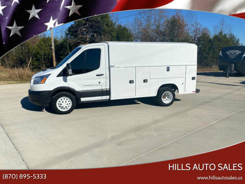 2019 Ford Transit Cutaway for sale at Hills Auto Sales in Salem AR