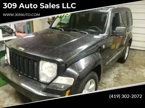 2009 Jeep Liberty for sale at 309 Auto Sales LLC in Harrod OH