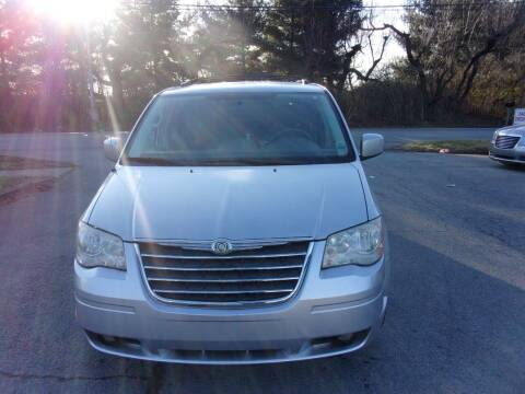 2010 Chrysler Town and Country for sale at Auto Sales Sheila, Inc in Louisville KY