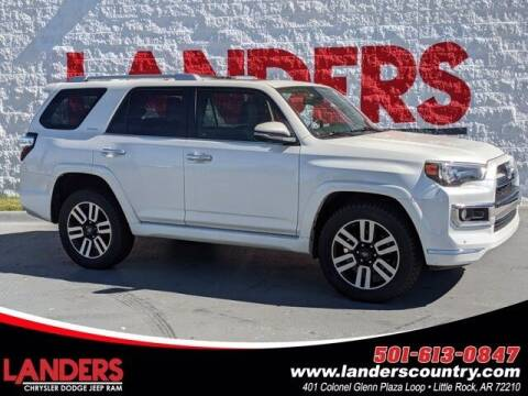 2017 Toyota 4Runner for sale at The Car Guy powered by Landers CDJR in Little Rock AR