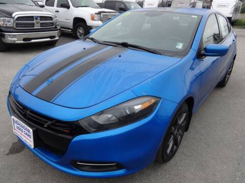 2015 Dodge Dart for sale at Dependable Used Cars in Anchorage AK