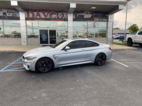 2018 BMW M4 for sale at Davco Auto in Fort Wayne IN