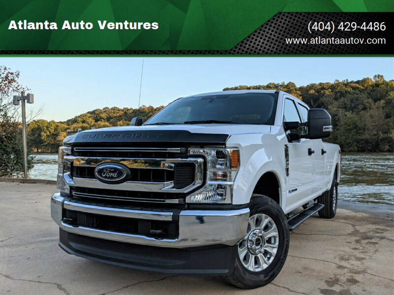 2020 Ford F-250 Super Duty for sale at Atlanta Auto Ventures in Roswell GA