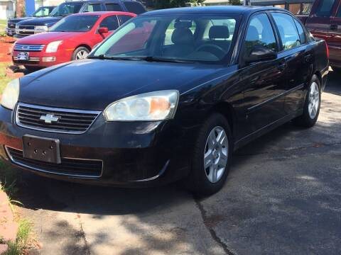 2006 Chevrolet Malibu for sale at BMB Motors in Rockford IL