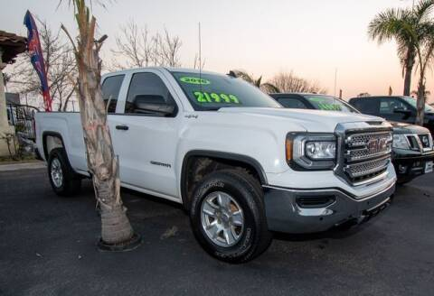 2016 GMC Sierra 1500 for sale at GQC AUTO SALES in San Bernardino CA