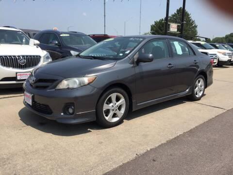 2012 Toyota Corolla for sale at De Anda Auto Sales in South Sioux City NE