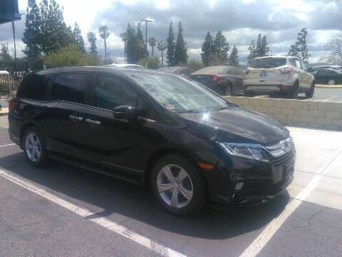 2018 Honda Odyssey for sale at Shamrock Group LLC #1 in Pleasant Grove UT