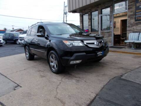 2008 Acura MDX for sale at Preferred Motor Cars of New Jersey in Keyport NJ